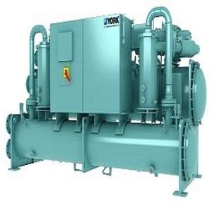 约克变频螺杆式水冷冷水机组YVWA系列